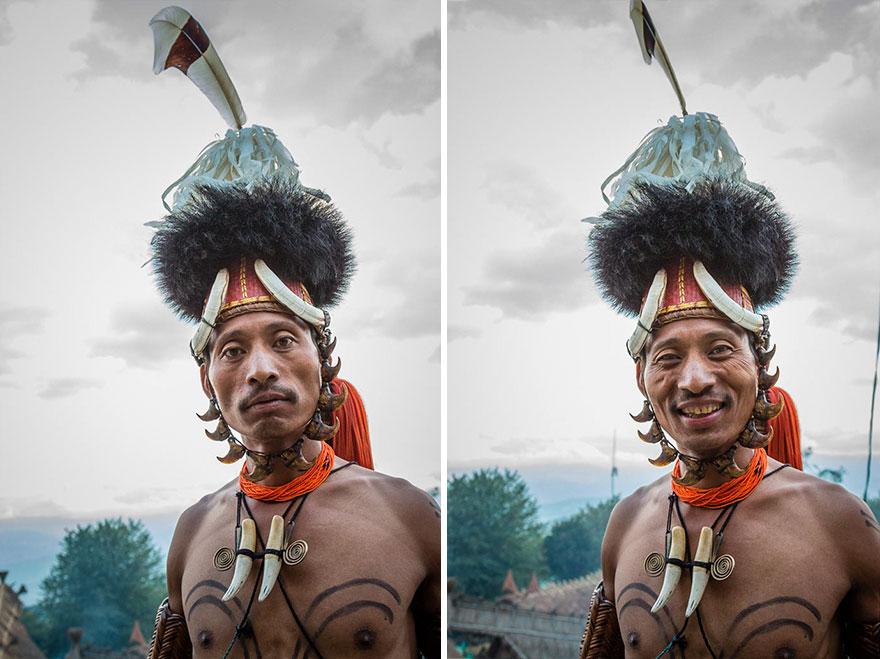 Kisama, Nagaland, North-east India