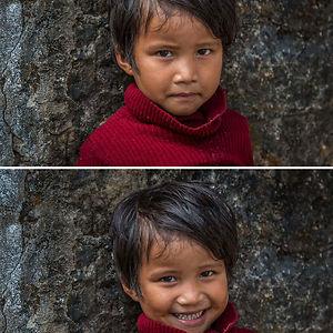 Tyrna Village, Meghalaya, India