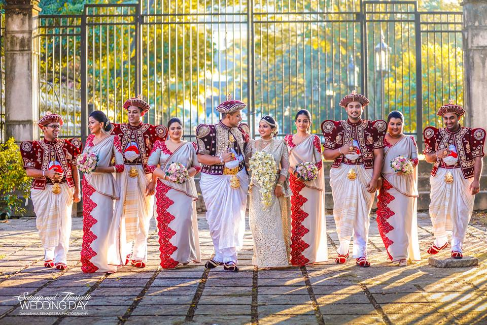 How Traditional Wedding Outfits Look Around The World (15