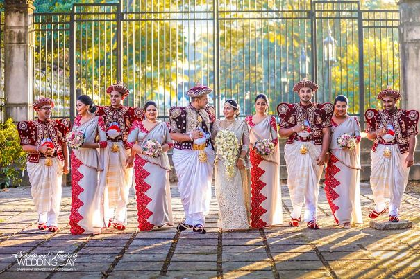 Take A Look At Traditional Wedding Outfits From Around The: How Traditional Wedding Outfits Look Around The World (38