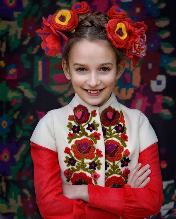 Traditional Ukrainian Crowns