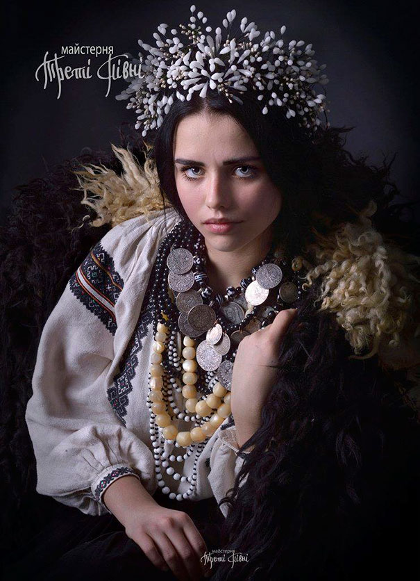 Traditional Ukrainian Crowns