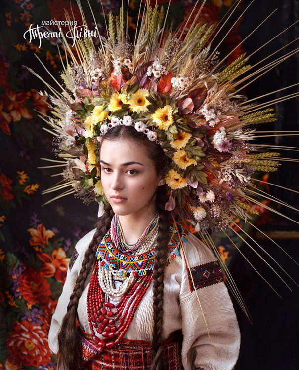 Ukrainian Women Photo Traditional Ukrainian 111