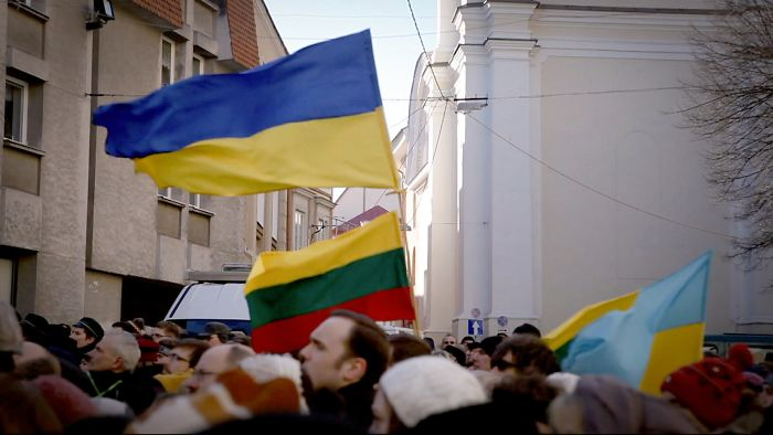 Why Lithuanians Feel Ukraine's Pain