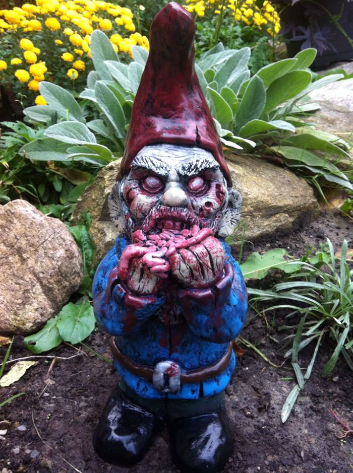 zombie gnomes of the apocalypse revenant fx 2 - Garden Gnomes For Sale
