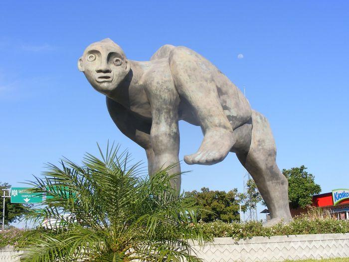 """""""obscene Figure"""" - Colima, Colima, Mexico"""