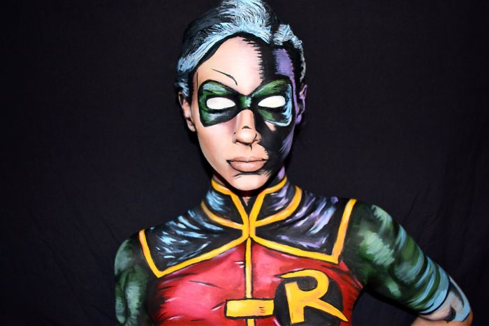 Robin Inspired By Kaypikefashion