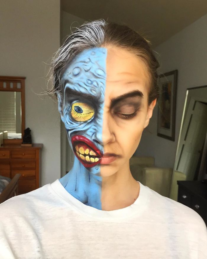 Two Face From Batman