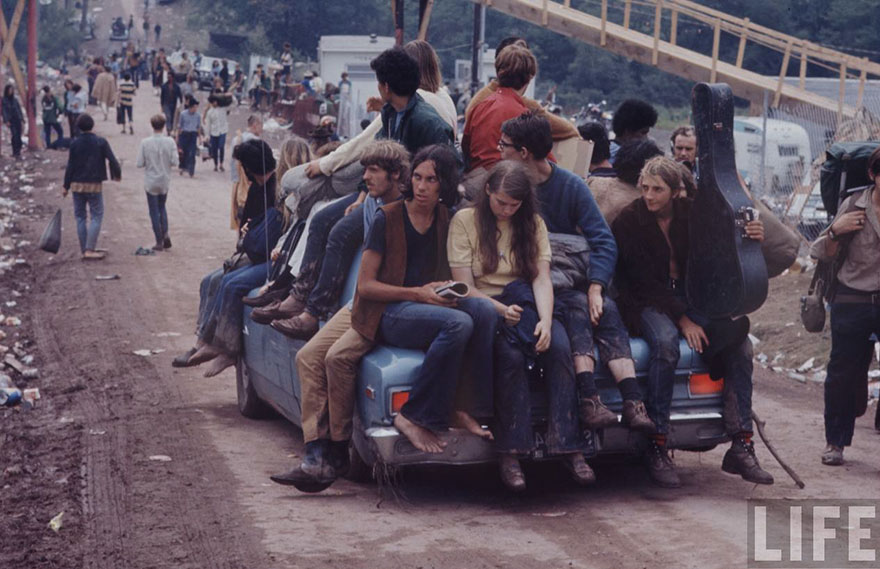 What It Was Really Like To Be At Woodstock Back In 1969 ...