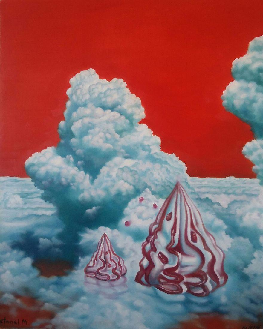 Ice Cream Clouds 2