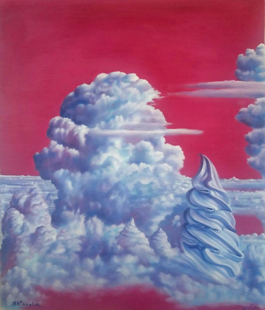 Ice Cream Clouds