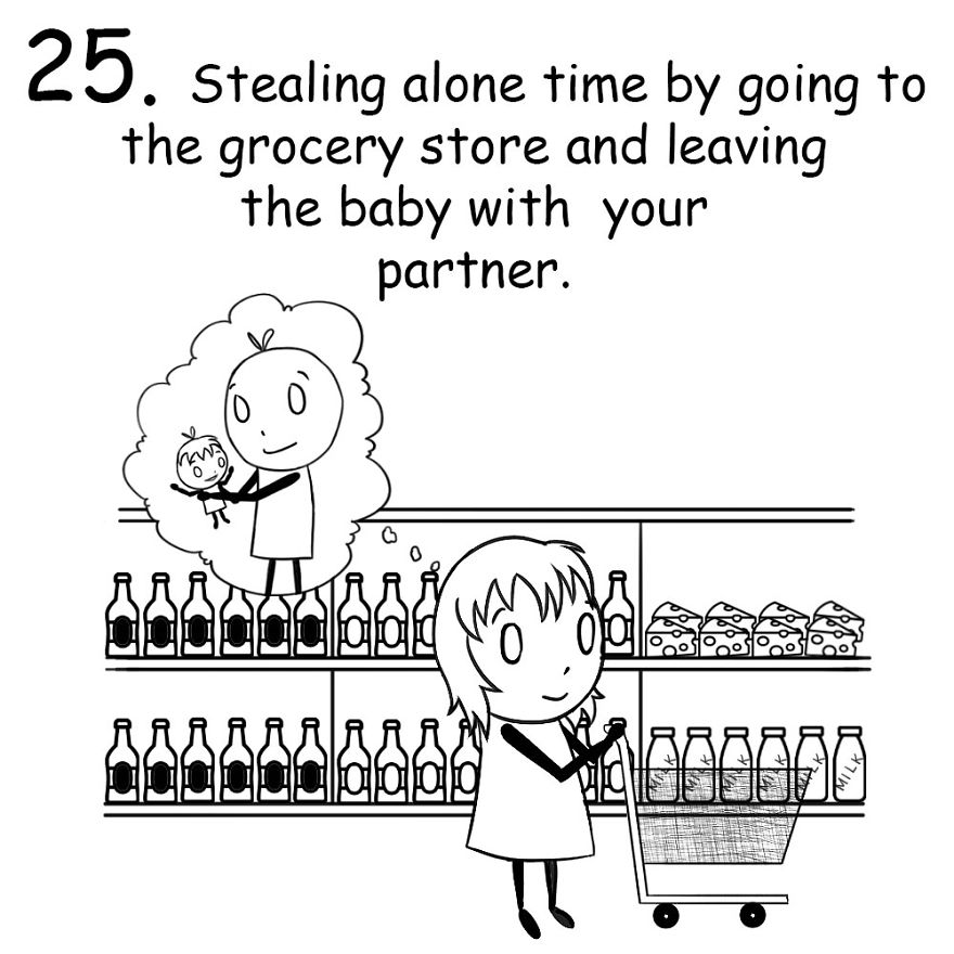 29 Things Only New Parent Would Understand