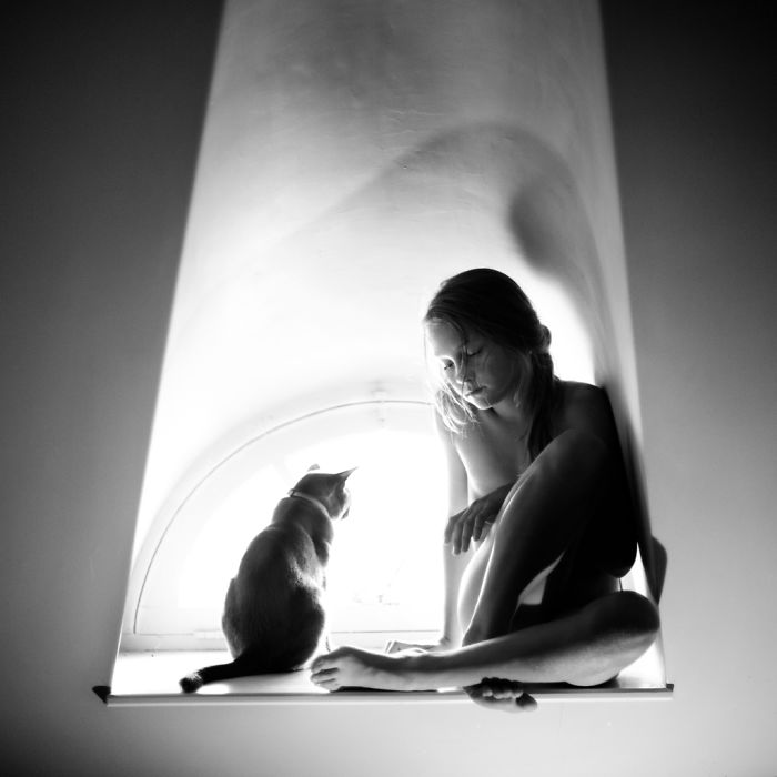 Rest By Anna Ajtner, The Netherlands (3rd Place In The Silhouette Category, First Half)