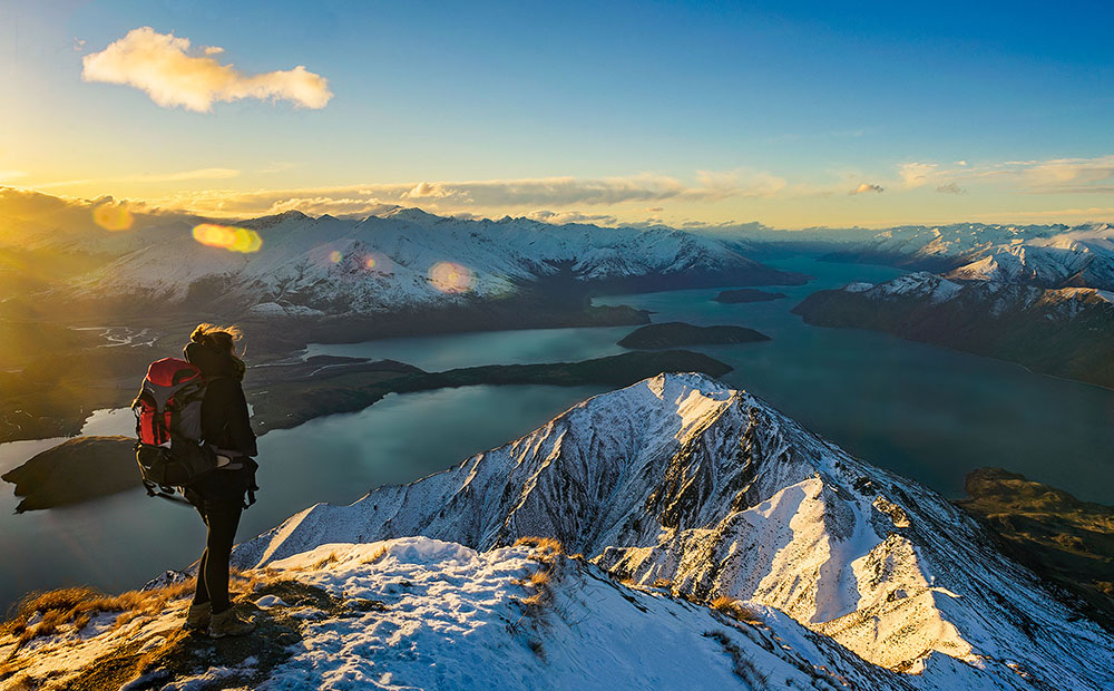 Best Hike And Travel Australia And New Zealand - cover