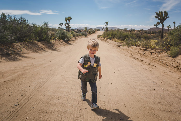 My 4-Year-Old Junior Ranger On The Adventure Of A Lifetime In National Parks