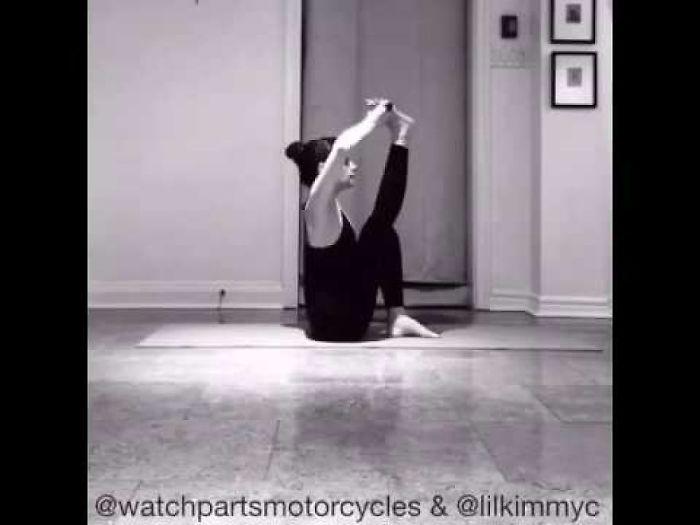 Instagram Yoga Vs. Reality