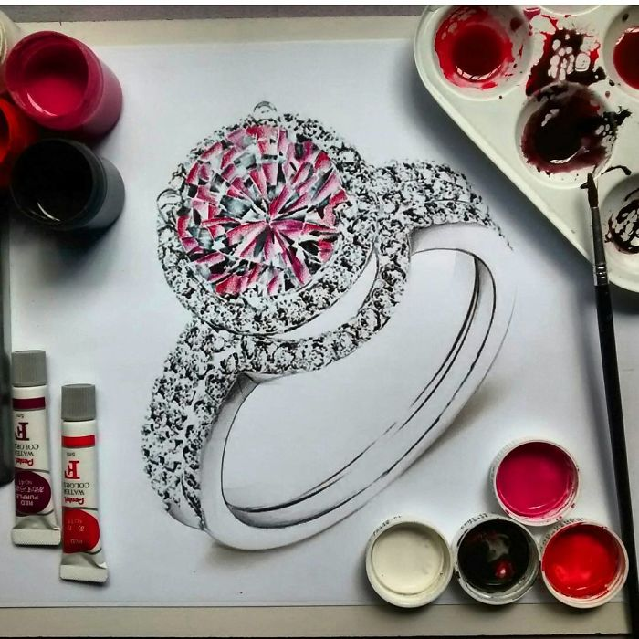 From Rough Stones To Precious Diamonds By Helena Rochah