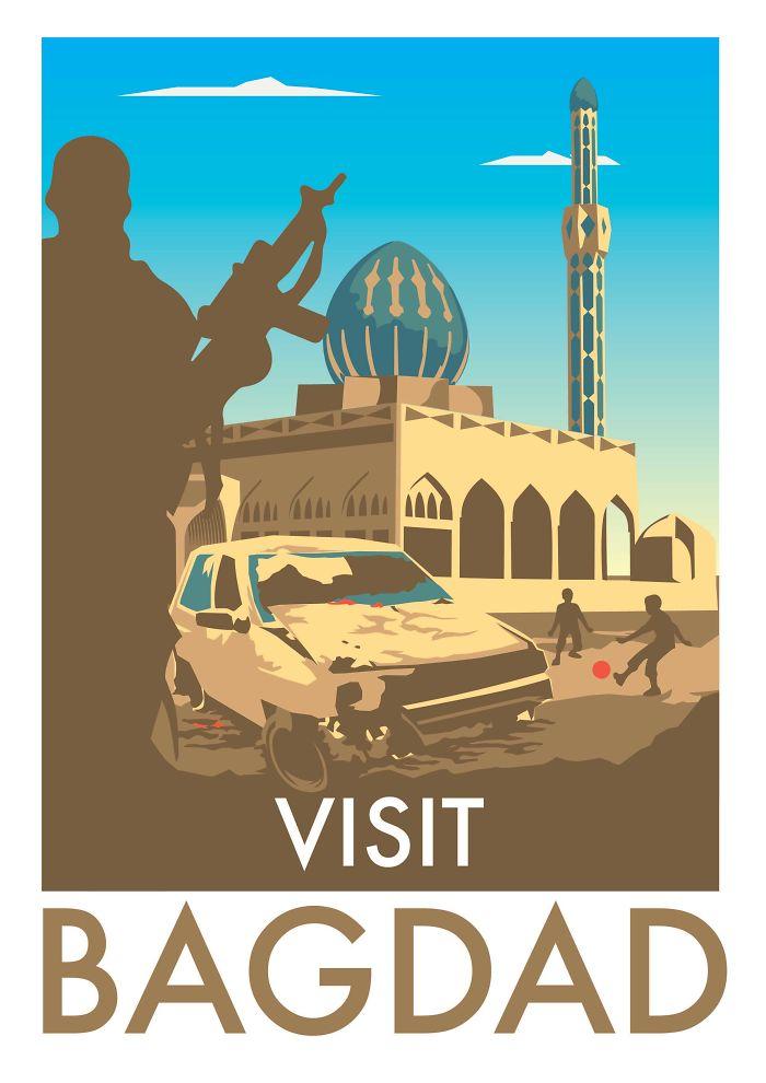 Visit Bagdad