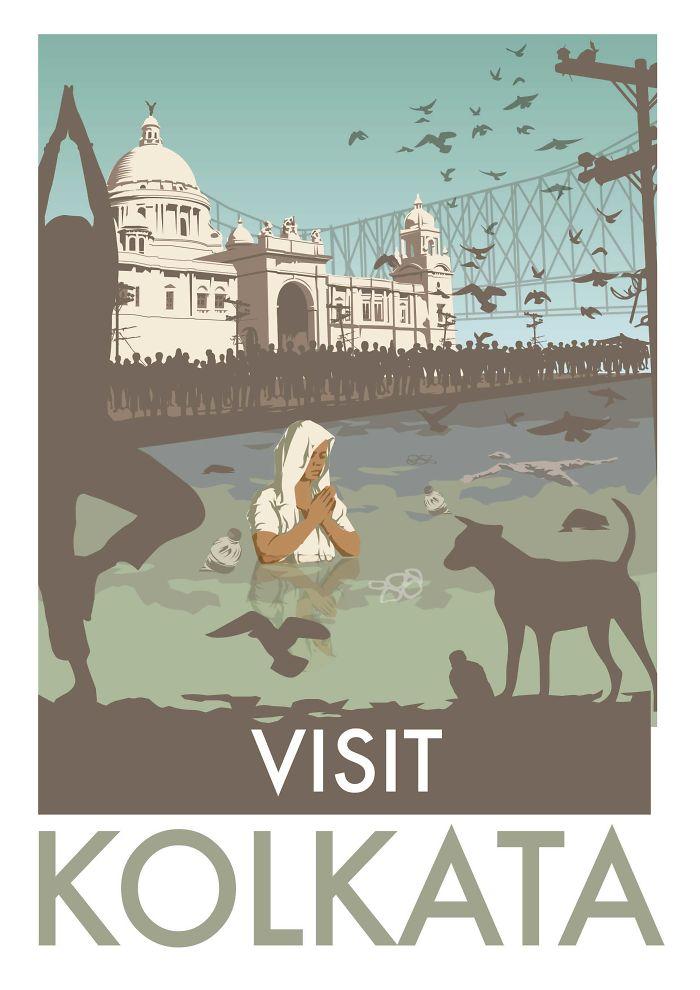 Visit Kolkata