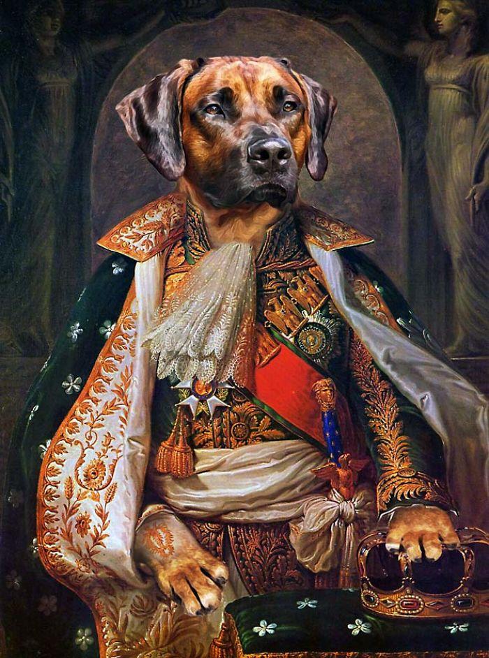"""Napoleon - """"n'paw-leon"""""""