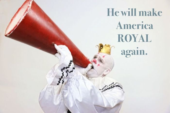 So I Figure Since A Couple Of Clowns Are Running For Potus We May As Well Back The Best Clown!