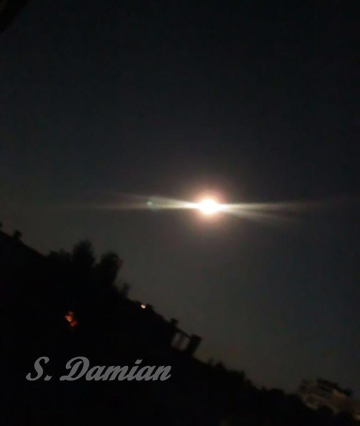 Lunar Sturgeon August 2016