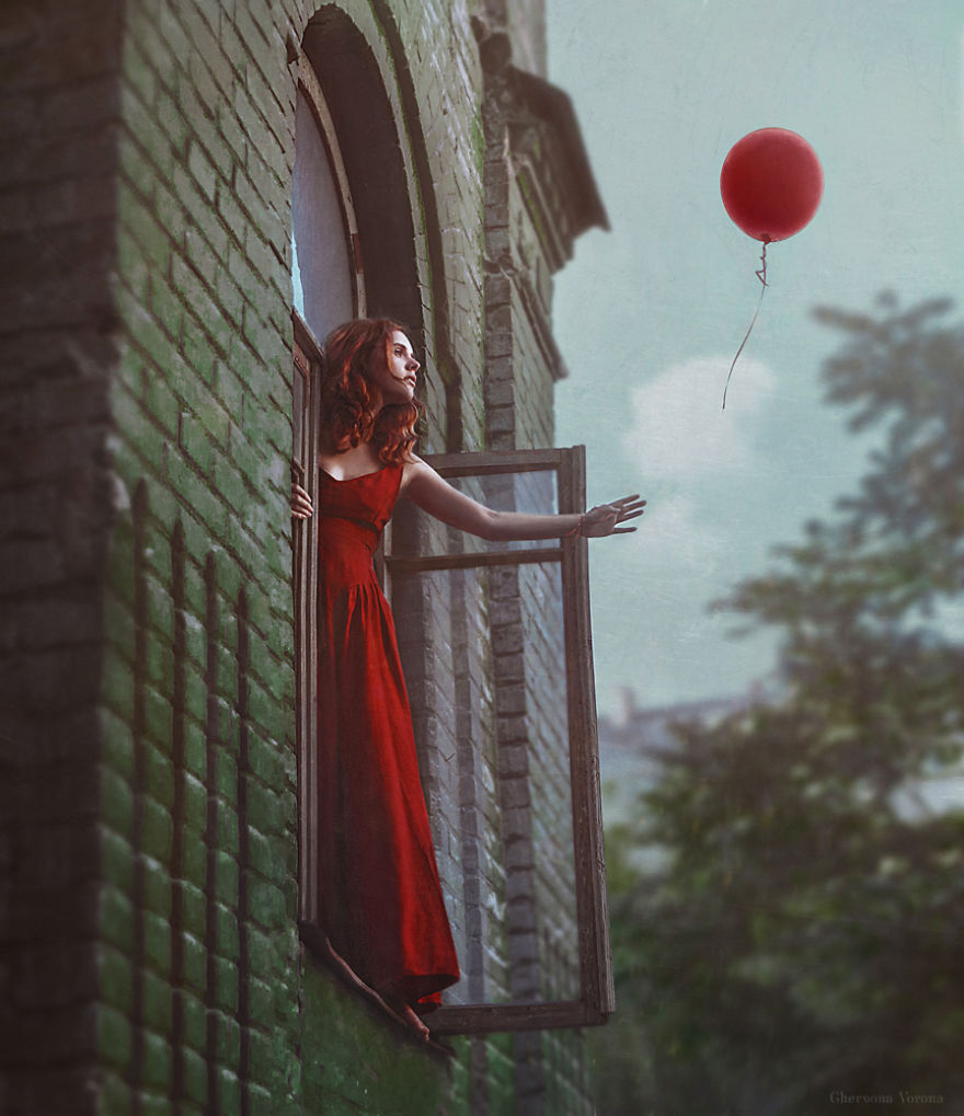 I Capture Forgotten Tales In My Dreamy Photoshoots