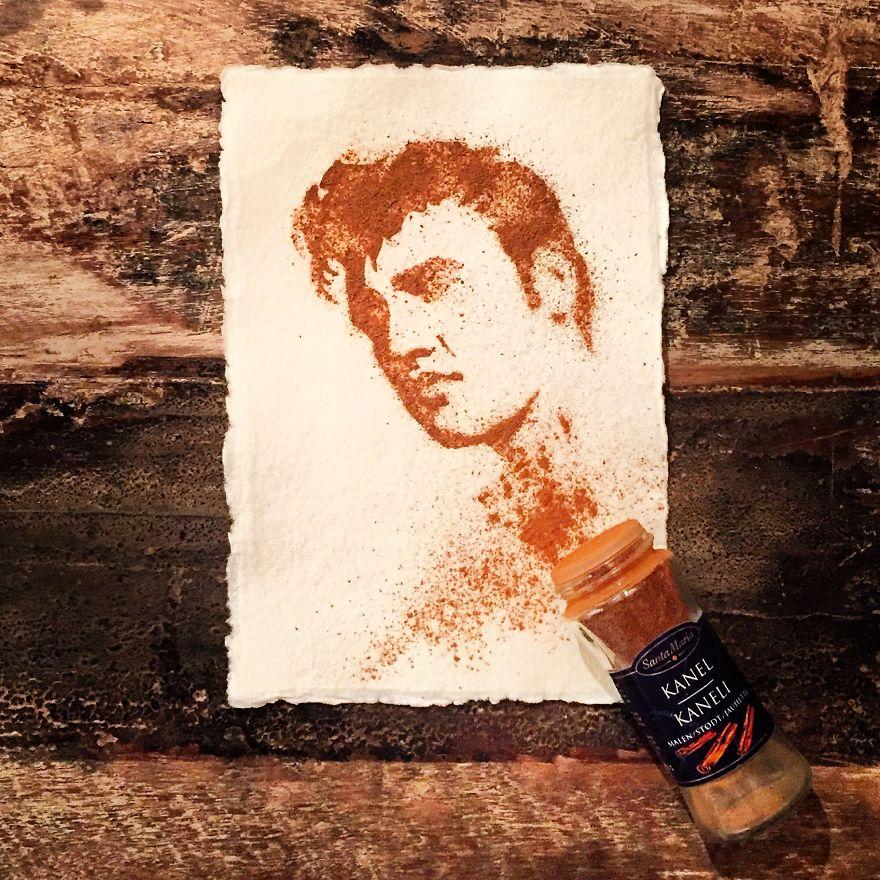 Kanelvis (= Cinnamon Elvis)