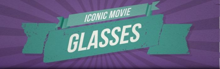 Iconic Movie Glassess