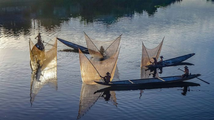 Turkey Photographers Came To Vietnam