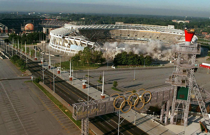 Olympic Stadium, Atlanta, 1996 Summer Olympics Venue