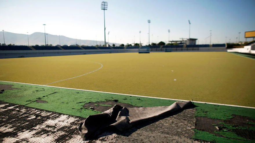 Football Field, Athens, 2004 Summer Olympics Venue