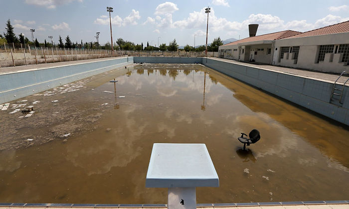 Olympic Village, Athens, 2004 Summer Olympics Venue