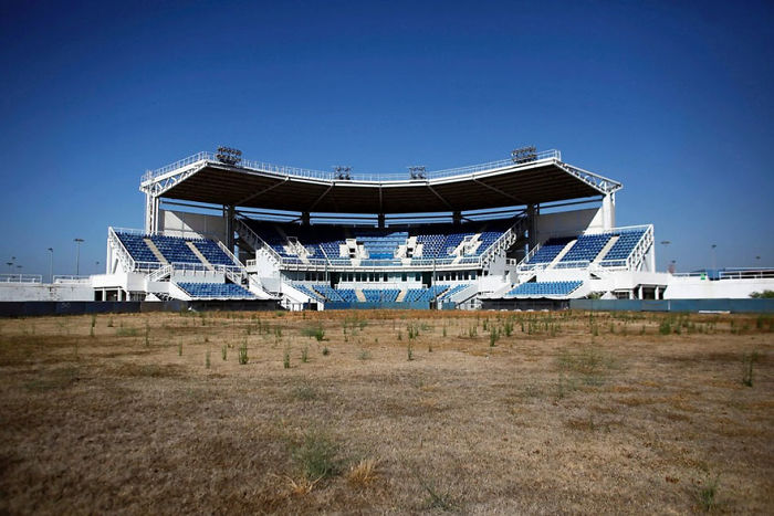 Softball Stadium, Athens, 2004 Summer Olympics Venue