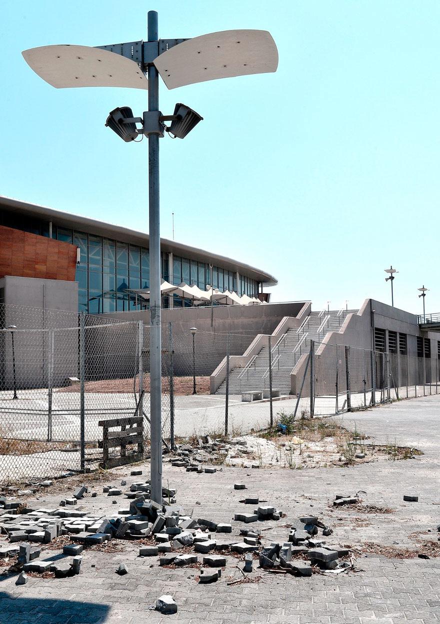 Taekwondo Stadium, Athens, 2004 Summer Olympics Venue