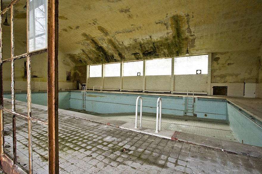 Pool, Berlin, 1936 Summer Olympics Venue