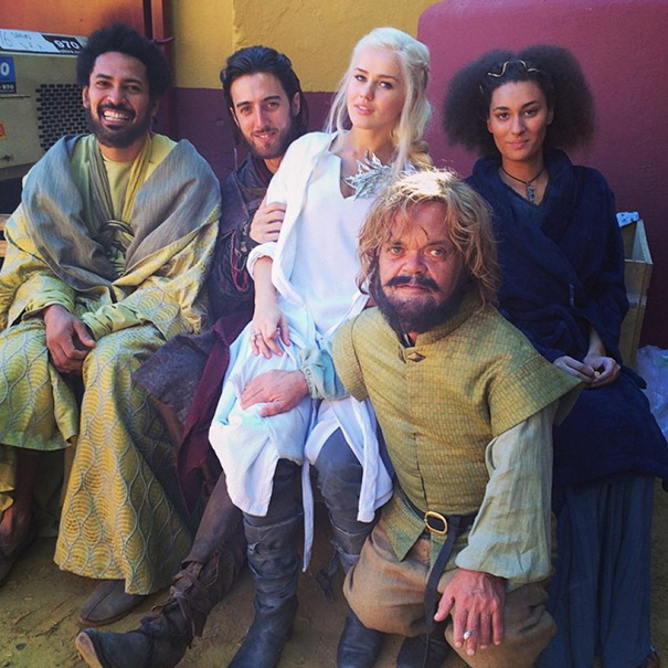 Game Of Thrones Stunt Doubles
