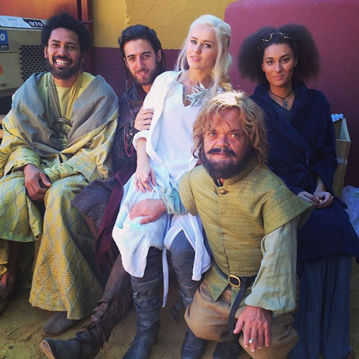 Game Of Thrones Stunt Doubles
