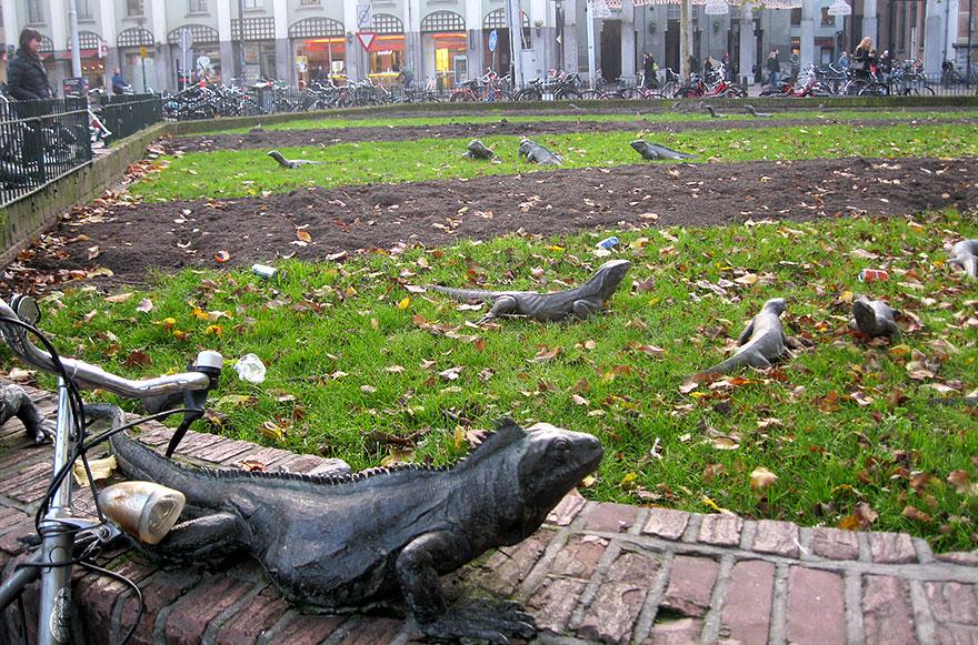 Iguana Park, Amsterdam, The Netherlands
