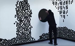 Animated Wall By Büro Achter April