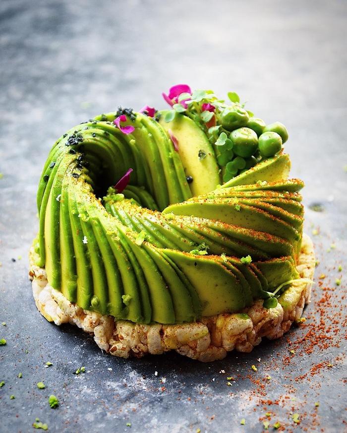 Avocado Decoration