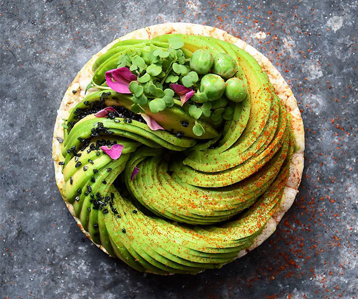 Food Blogger Turns Avocados Into Instagram-Worthy Edible Masterpieces