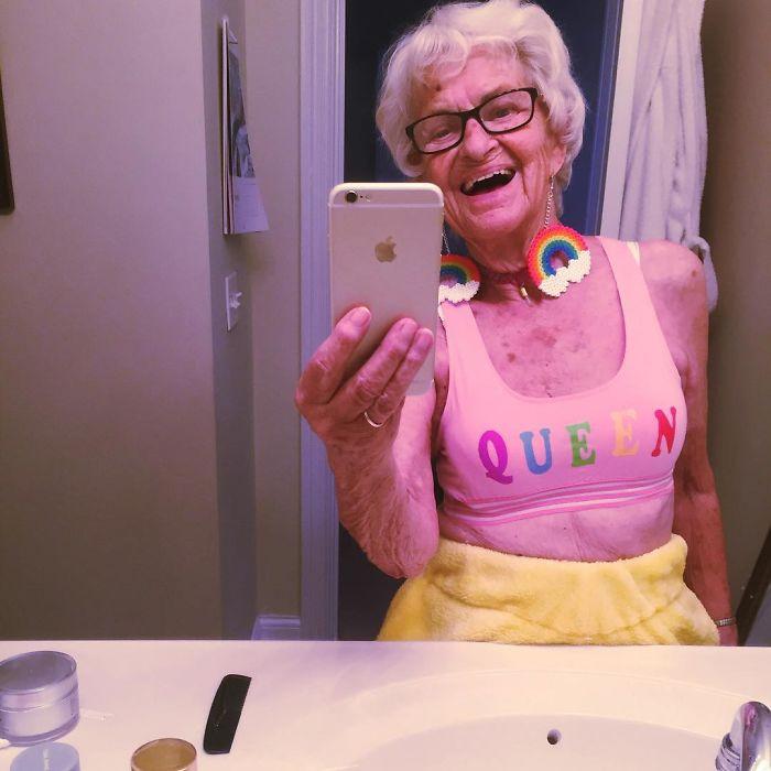 Remember The 86 Year-Old Badass Grandma?