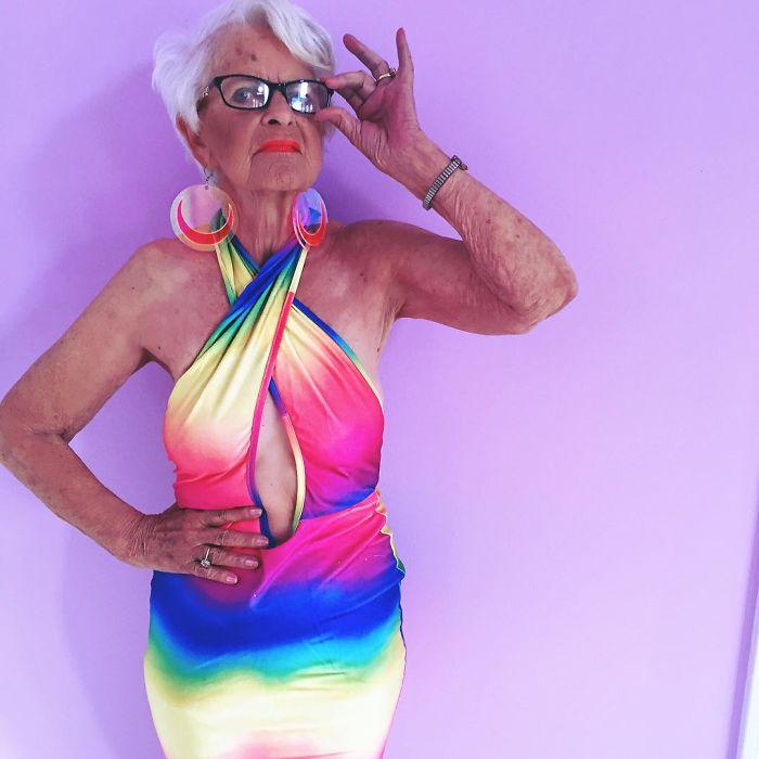 Best Grannies Ass