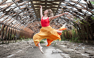 Ballerina Project Venice: Fighting Decay And Abandonment With Dance Steps