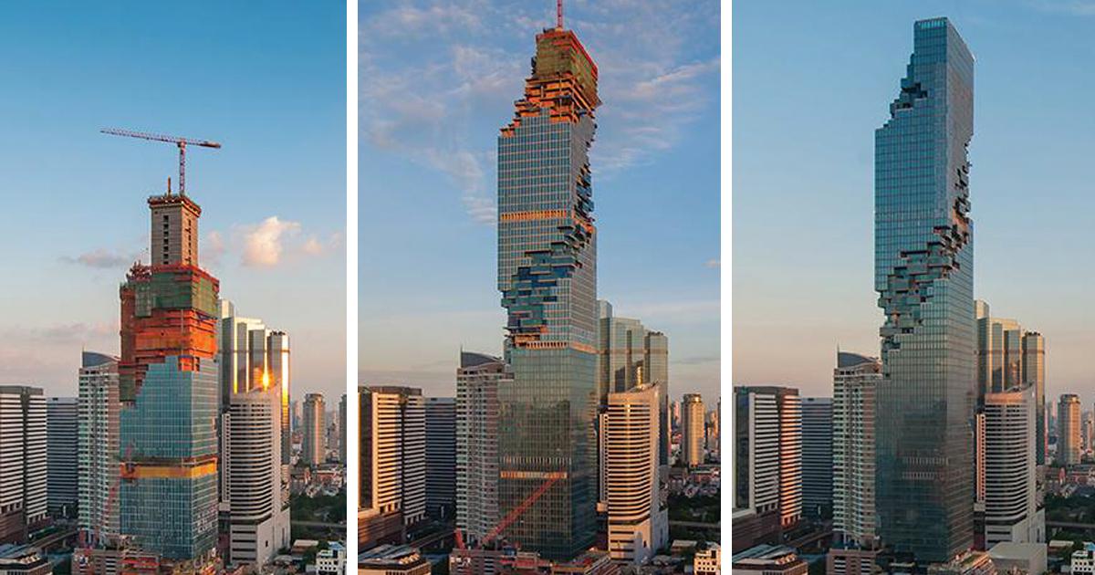 Tallest Lego Building