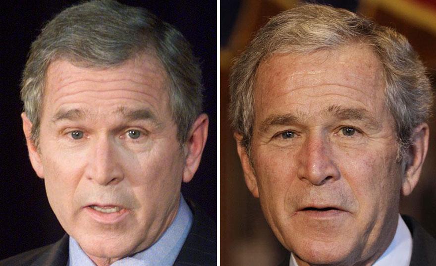 Джордж Буш 2001/2008
