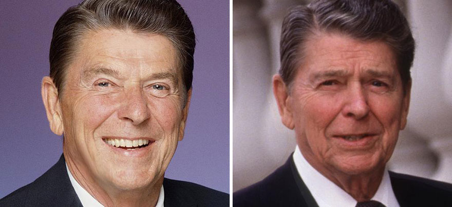 Рональд Рейган 1981/1989