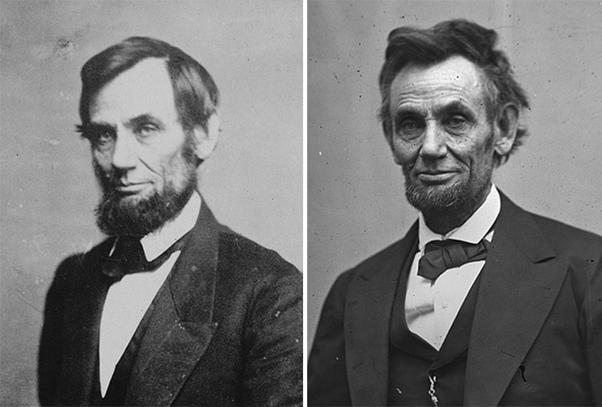 Авраам Линкольн 1861/1865