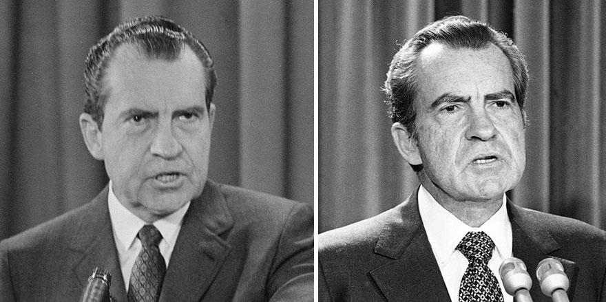 Ричард Никсон 1969/1973